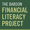 Babson Financial Literacy Project logo