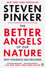 Book cover -- The Better Angels of Our Nature