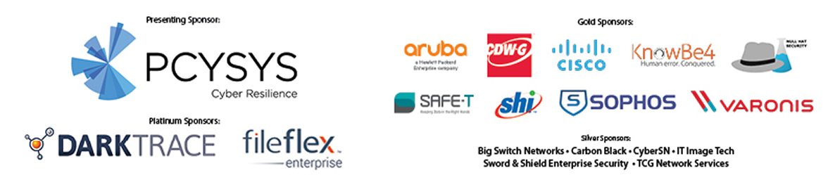 Information Security Summit 2019 Sponsors